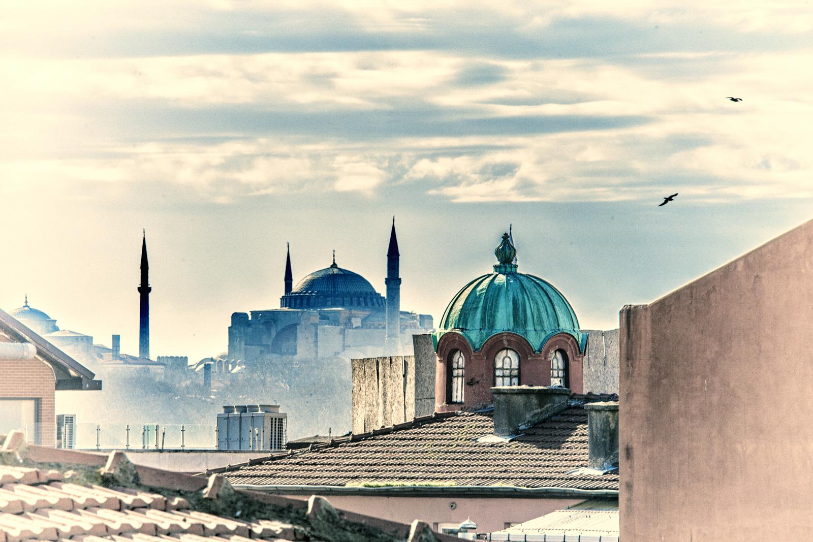 SuBUP Rooftop View Topkapi Palace