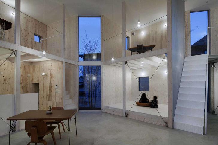 Foto: Naomi Kurozumi Architectural Photographic Office