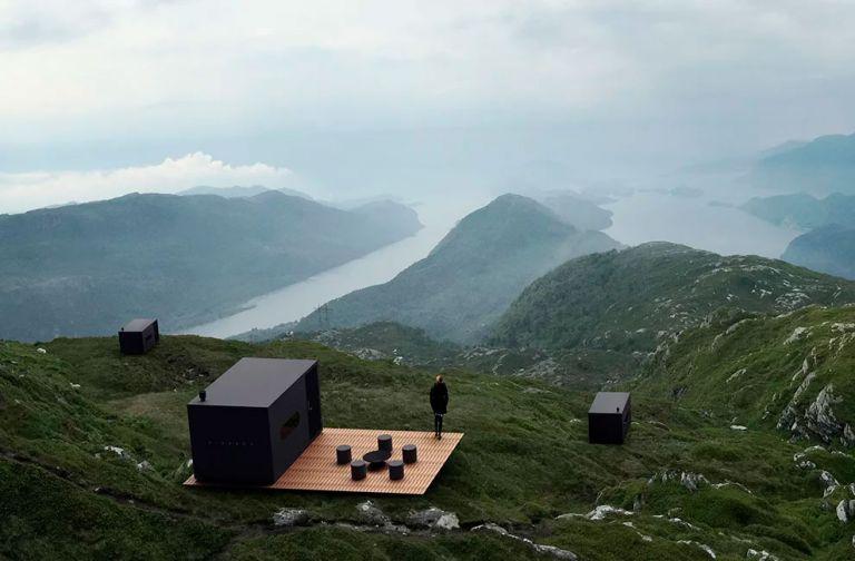 FJORDOVI NA DLANU: mini kutije za najam nude jedinstven